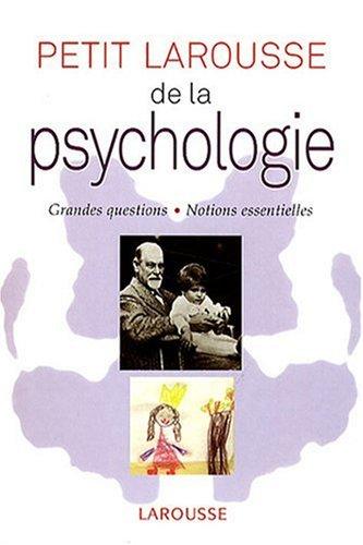 Petit Larousse de la psychologie par Corinne Antoine, Collectif