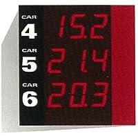 Scalextric Digital System - Módulo Ampliación Cronómetro para jugar hasta con 6 jugadores (2508)