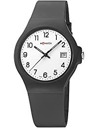 M-WATCH Core 37 Analog White Dial Unisex's Watch-WYA.37210.RB