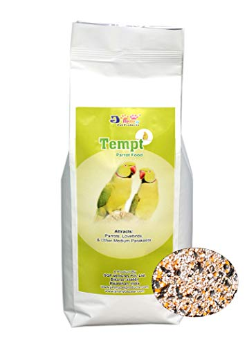 JiMMy Refill Wild Bird Feeder Food for Tempt Parrot (2 kg)