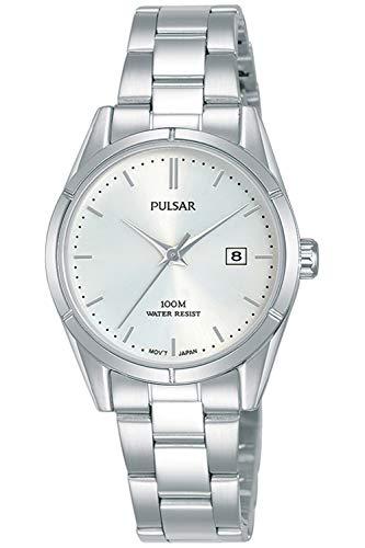 Pulsar Active Montre Femme Analogique Quartz avec Bracelet Acier Inoxydable PH7471X1