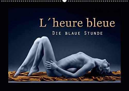 L´heure bleu - Die blaue Stunde (Wandkalender 2020 DIN A2 quer) -