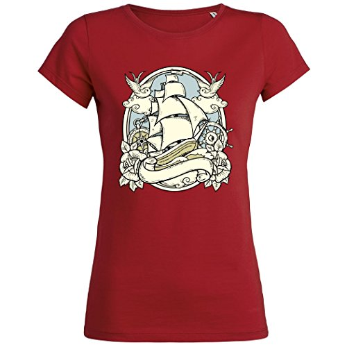 pushertees-t-shirt-donna-rossa-dpvna-31-old-navy-traditional-vintage-color