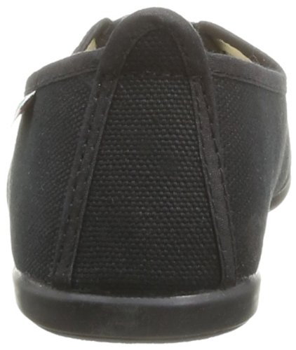 Victoria  Gimnasia Panama,  Sneaker unisex adulto Nero (Noir (Negro))