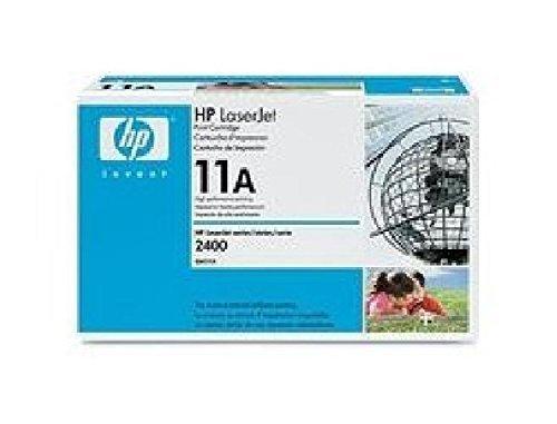 Preisvergleich Produktbild Q6511A HP Toner Cartridge 11A Schwarz HP 11A Toner-Kassette, Reichweite ca. 6.000 Seiten, für Laserjet 2410/20/30 Serie NS.