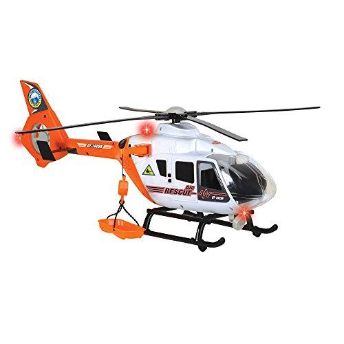 DICKIE-Spielzeug 203719004 - Rescue Helicopter, Modellnutzfahrzeuge