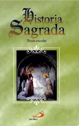 Historia sagrada para las clases de religión por Autores Varios