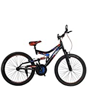 Hero Zapper 26 Inches Single Speed Bike for Adults Black B