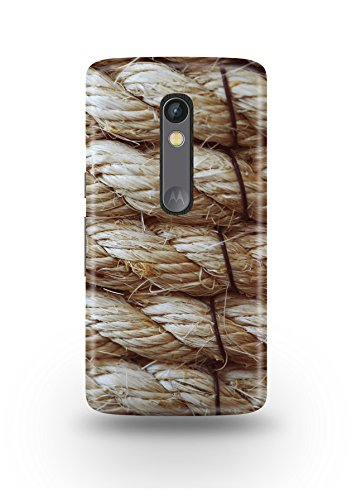 Moto X Play Cover,Moto X Play Case,Moto X Play Back Cover,Ropes Moto X Play Mobile Cover By The Shopmetro-12223