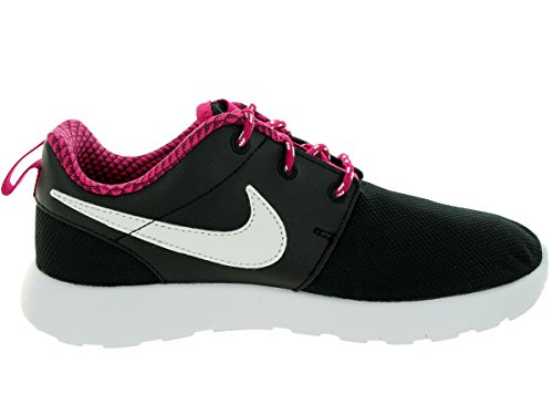 Nike Kids Roshe One Mesh Trainers Black White