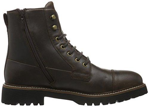 2284862cac70f6 ... Geox B Boots Braun ABX U Kieven Coffeec6009 Herren Combat C 6qwx67F4r