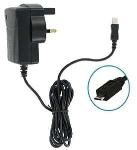 Sony Xperia E4g/E2003/E2006/E2053 3 broches Alimentation mur de chargeur de prise Micro USB ExclusiveTo Elite Accessoire