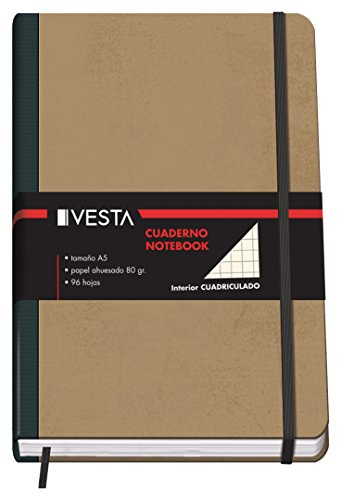 dohe-vesta-nature-cuaderno-cuadriculado-a5