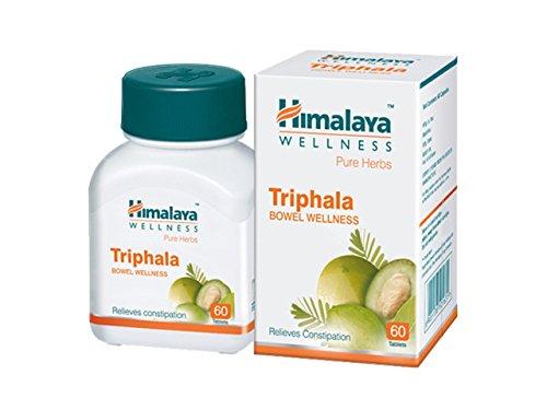 Himalaya Wellness Triphala Bowel Benefits (60 comprimes)