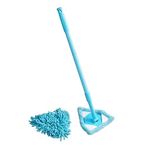 GAOJIAN Multifunktionale Mop Skalierbare Staub Boden Reinigung Mop Auto Küche Reinigung Duster Tools 360 Grad drehbare Boden Mops