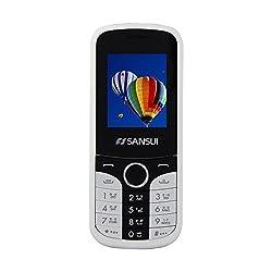 Sansui Z14-MOBCB1S7A-02WSWA Keypad Dual Sim Light Weight Audio/ Vedio Player - Camera Mobile Phone
