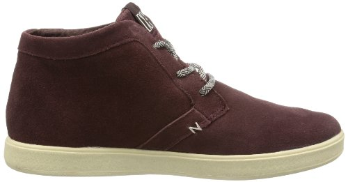 DC VILLAGE LE 320068-DCC, Damen Sneaker Schwarz (DK CHOCOLATE)