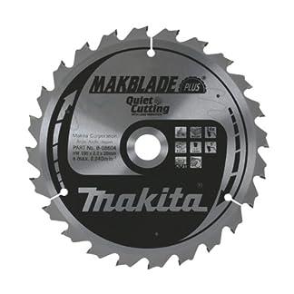 Makita B-08610 – Disco para madera 216 mm – corte preciso Makita