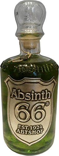 Abtshof Absinth 66 66{509af41215ba8f8eff6262bab74e6dbe97cfc4c66423f45ebbca509d2601022b} (1 x 0.5 l)