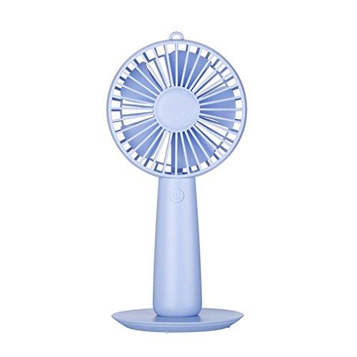 Zyj stores Ventilador Recargable de la Oficina, Mini Ventilador portátil de Mano,...