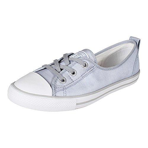 Converse Ballet Lace Stripes Blue Granite/ White/ Mouse