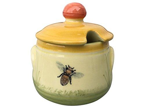 Zeller Keramik Geleedose Biene