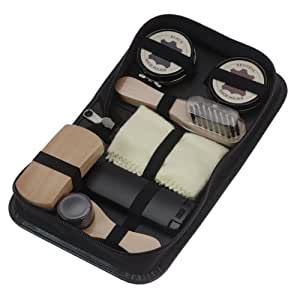FMG Grooming - Kit de nettoyage pour chaussure homme
