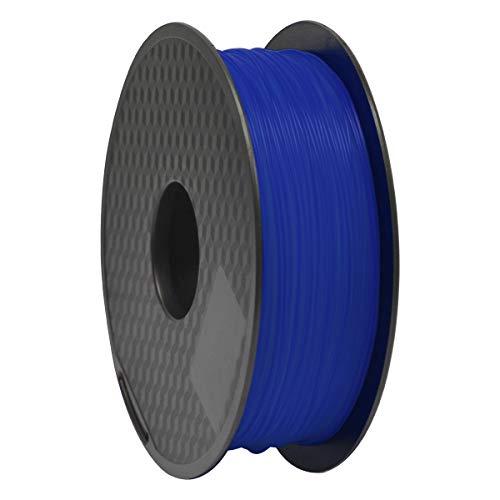 GEEETECH Filament PLA 1.75mm for 3D Drucker 1kg Spool, Blau