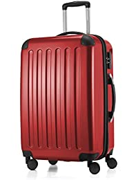 HAUPTSTADTKOFFER® - Alex - Valise moyenne rigide Bagage Trolley 4 roues, 65 cm, 74 litres