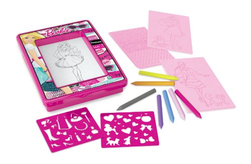 Grandi Giochi GG00420 - Diseña tu moda, diseño de Barbie