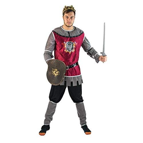 Männliche Prinz Kostüm - Bodysocks® Ritter Kostüm für Herren