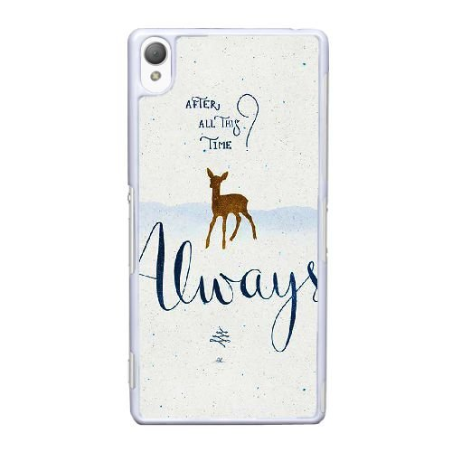 sony-xperia-z3-cell-phone-case-white-always-quote-harry-potter-custom-case-cover-qw8i567465
