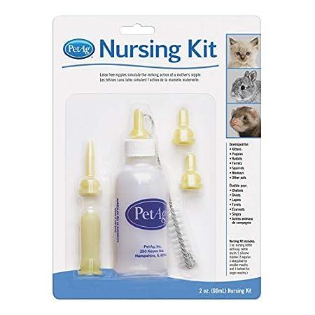 PetAg Nursing Kit 60 ml. Katze