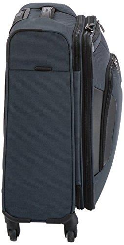 41e9rJw6gfL - Samsonite Xbr Spinner 55/20 Equipaje de Mano, 55 cm, 34 L, Color Gris/Negro