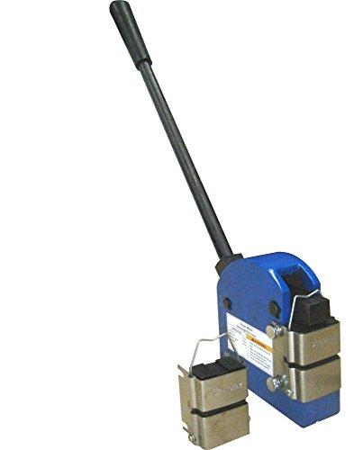 Stauch und Streckgerät Hebelbiegegerät Stauchgerät SS 18 Stauchmaschine Biegemaschine Blechbieger Kantenbieger Hebelbiegegerät 1,2mm Schrinker Stretcher (Stauch-tool)