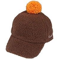 Sombrero De Invierno Resistente Al Viento Sombrero para Niños De 2 A 9 Años Sombrero Frío Engrosado, Adecuado para Viajes Al Aire Libre, como Esquí, Campamento De Invierno,Brown,2To8yearsoldunisex