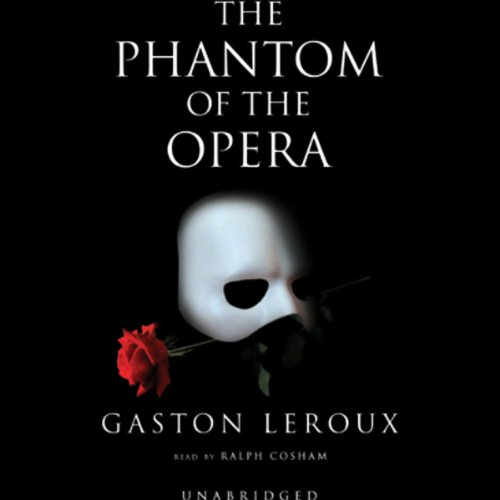 The Phantom of the Opera  Audiolibri