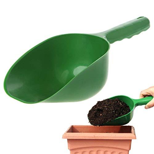 Jiamins Pelle en Plastique Durable de Main de Scoop de Sol, truelle de Jardin d'outil de creusement...