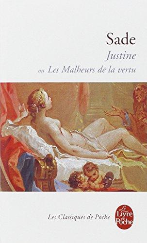 Justine par  Marquis de Sade, Béatrice Didier