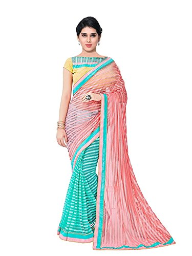 Shyora Designer Sarees Women's Net Heavy Embroidery Party Wear Sarees For Women Latest Design 2018 Mega Sale Offer