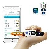 CLIPSULIN Dispositivo Registratore Dosi Penna per Insulina Accurato con Supporto Bluetooth |...