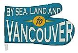 LEotiE SINCE 2004 Ofen Topf Handschuh Reisen Küche Vancouver Kanada Bedruckt