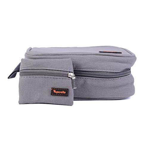 VAPESUITE Vaporizer Tasche - Grau/Titan