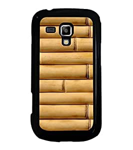 Fiobs Designer Back Case Cover for Samsung Galaxy S Duos 2 S7582 :: Samsung Galaxy Trend Plus S7580 (Awards Ar Artistic Owl Birld Dance Singer)
