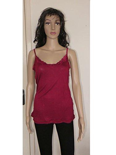 Silvian Heach Top donna modello Alberic Red Large