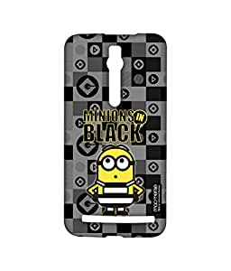 Licensed Minions Premium Printed Back cover Case for Asus Zenfone 2