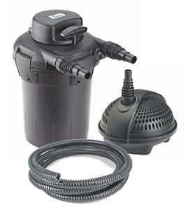 Kit de filtre sous pression pour bassin PondoPress de Oase PondoPress 10000