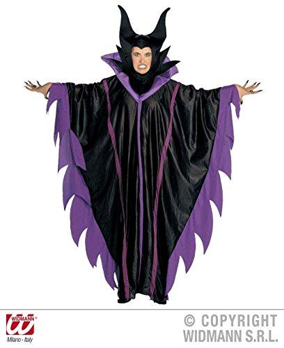 Widmann s.r.l. Damen-Kostüm MALEFIZENT - Böse Fee - LILA, Größe:M (Kostüme Böse Fee)
