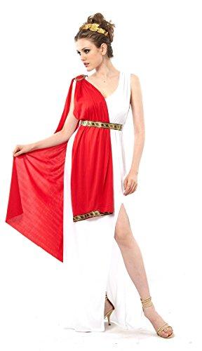 Römische Göttin-Kostüm für Damen XL