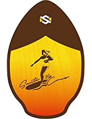 Skim One Wood Skimboard, marrón (Santa Cruz), ...